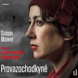 Audiokniha Provazochodkyně - Simon Mawer - Lucie Pernetová