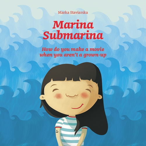 Marina Submarina - Marka Staviarska (Audiobook)