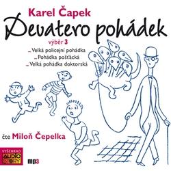 Devatero pohádek (výběr 3) - Karel Čapek (Audiokniha)