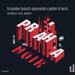 Praha NOIR - Miloš Urban (Audiokniha)