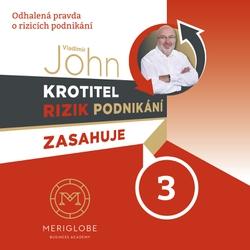 Krotitel rizik podnikání zasahuje: Kamnářství - Vladimír John (Audiokniha)