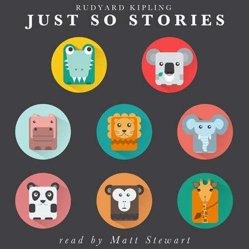 Audiobook Just So Stories (EN) - Rudyard Kipling - Matt Stewart