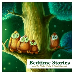 Bedtime Stories (EN) - Rudyard Kipling (Audiobook)
