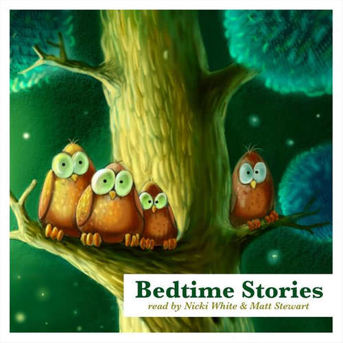 Audiobook Bedtime Stories (EN) - Rudyard Kipling - Nicki White