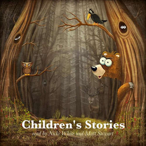 Audiobook Children's Stories (EN) - Rudyard Kipling - Nicki White