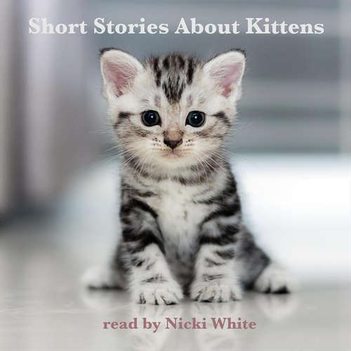 Audiobook Short Stories About Kittens (EN) - Johnny Gruelle - Nicki White