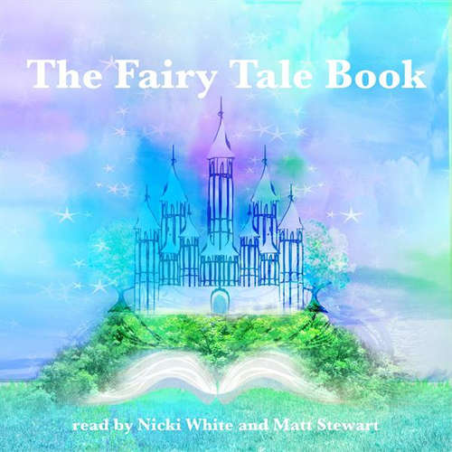Audiobook The Fairy Tale Book (EN) - Hans Christian Andersen - Nicki White
