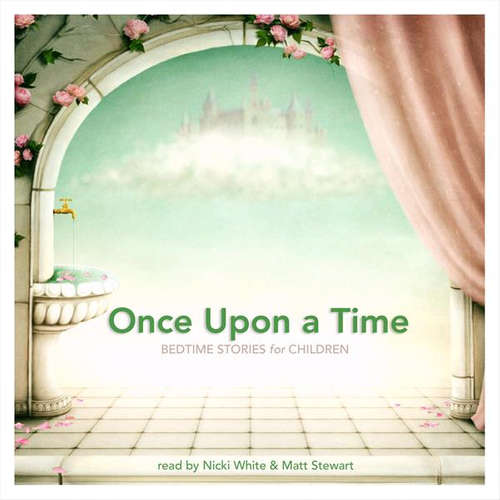 Audiobook Once Upon a Time: Bedtime Stories for Children (EN) - Rudyard Kipling - Nicki White