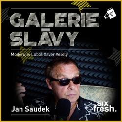 Galerie slávy - Jan Saudek - Luboš Xaver Veselý (Audiokniha)