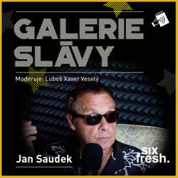 Audiokniha Galerie slávy - Jan Saudek - Luboš Xaver Veselý - Jan Saudek