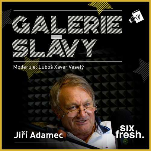 Galerie slávy - Jiří Adamec - Luboš Xaver Veselý (Audiokniha)