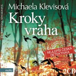 Kroky vraha - Michaela Klevisová (Audiokniha)