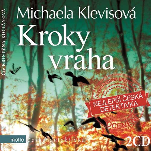 Audiokniha Kroky vraha - Michaela Klevisová - Kristýna Kociánová