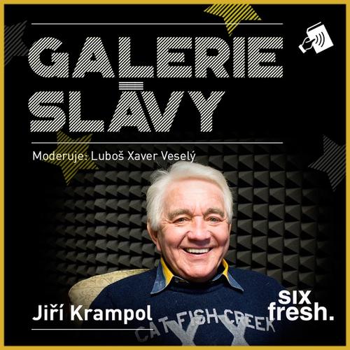 Galerie slávy - Jiří Krampol