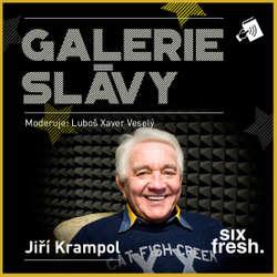 Audiokniha Galerie slávy - Jiří Krampol - Luboš Xaver Veselý - Jiří Krampol
