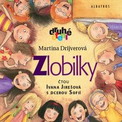 Zlobilky - Martina Drijverová (Audiokniha)
