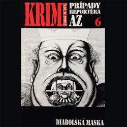 Diabolská maska - Ľuboš Jurík (Audiokniha)
