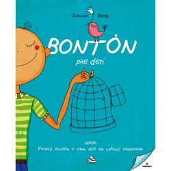 Bontón pre deti - Zvonimír Balog (Audiokniha)