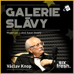 Galerie slávy - Václav Knop - Luboš Xaver Veselý (Audiokniha)