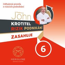 Krotitel rizik podnikání zasahuje: Klinika - Vladimír John (Audiokniha)