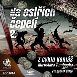 Audiokniha Na ostřích čepelí II. - Miroslav Žamboch - Zdeněk Velen