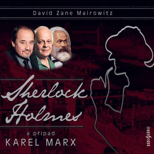 Audiokniha Sherlock Holmes a případ Karel Marx - David Zane Mairowitz - Viktor Preiss