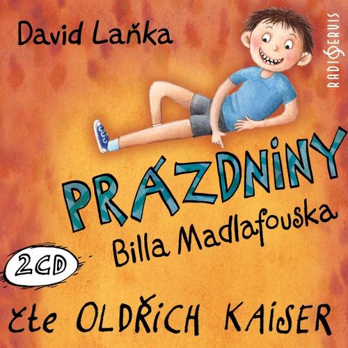 Prázdniny Billa Madlafouska - David Laňka (Audiokniha)