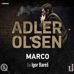 Audiokniha Marco - Jussi Adler-Olsen - Igor Bareš
