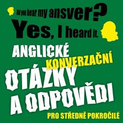Anglické konverzační otázky a odpovědi pro středně pokročilé - Richard Ludvík (Audiobook)