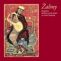 Audiokniha Žalmy - Václav Bogner - Luboš Ondráček