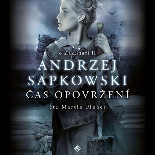 Audiokniha Čas opovržení - Andrzej Sapkowski - Martin Finger
