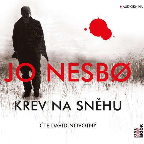 Audiokniha Krev na sněhu - Jo Nesbo - David Novotný