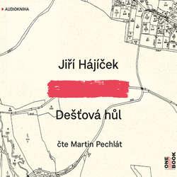 Audiokniha Dešťová hůl - Jiří Hájíček - Martin  Pechlát