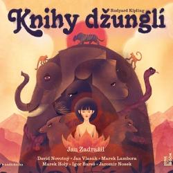 Knihy džunglí - Rudyard Kipling (Audiokniha)