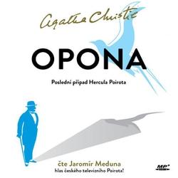 Opona. Poslední případ Hercula Poirota - Agatha Christie (Audiokniha)