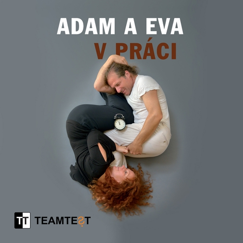 Adam a Eva v práci - Radka Maňáková (Audiokniha)