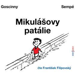 Audiokniha Mikulášovy patálie - René Goscinny - František Filipovský