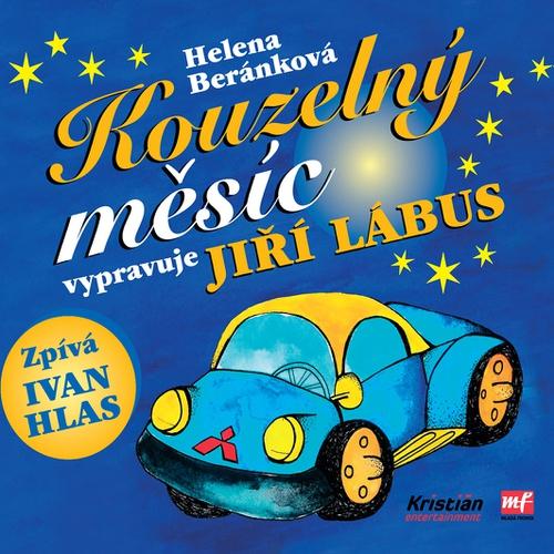 Kouzelný měsíc - Helena Beránková (Audiokniha)