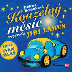 Audiokniha Kouzelný měsíc - Helena Beránková - Jiří Lábus