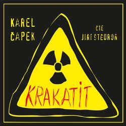 Audiokniha Krakatit - Karel Čapek - Jiří Štědroň
