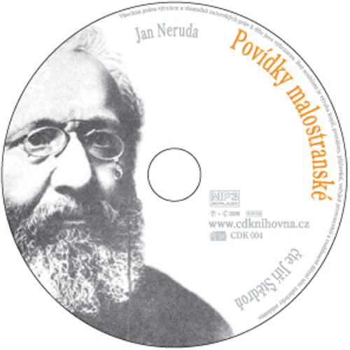 Povídky malostranské - Jan Neruda (Audiokniha)