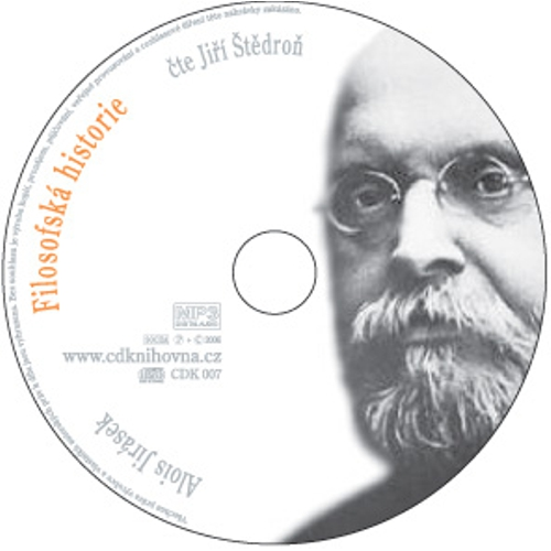 Filosofská historie - Alois Jirásek (Audiokniha)