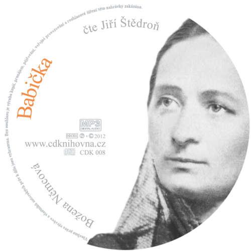 Audiokniha Babička - Božena Němcová - Jiří Štědroň