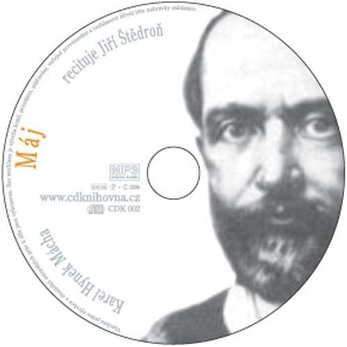 Audiokniha Máj - Karel Hynek Mácha - Jiří Štědroň
