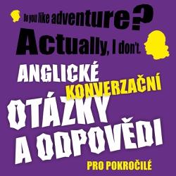 Anglické konverzační otázky a odpovědi pro pokročilé - Richard Ludvík (Audiokniha)