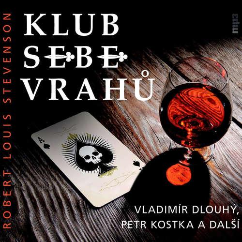 Audiokniha Klub sebevrahů - Robert Louis Stevenson - Aleš Procházka