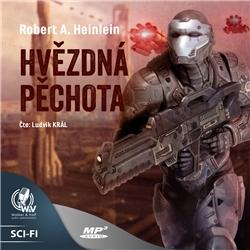 Hvězdná pěchota - Robert A. Heinlein (Audiokniha)