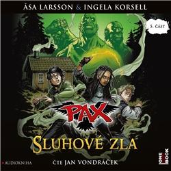 PAX 5: Sluhové zla - Asa Larsson (Audiokniha)