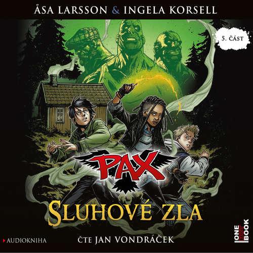 Audiokniha PAX 5: Sluhové zla - Asa Larsson - Jan Vondráček