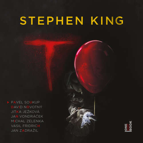Audiokniha TO - Stephen King - David Novotný